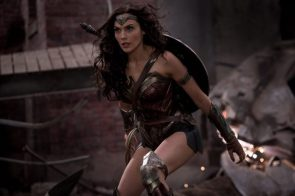 Gal Gadot is angry