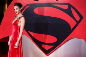 Gal Gadot is supergirl