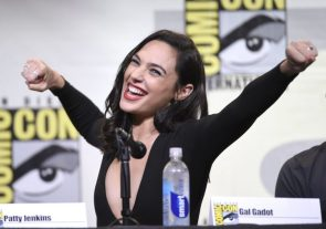 Gal Gadot ready to punch