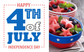Happy 4th of July – Independence Day