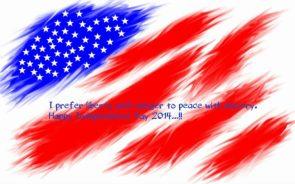 I prefer liberty