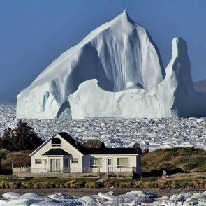 Iceburg Island