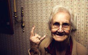Metal Granny