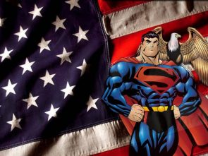 Superman is a Super Patriot