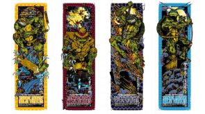 TMNT vertical banners