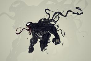 Venom is goopy