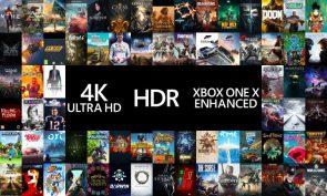 X-Box 4k Games