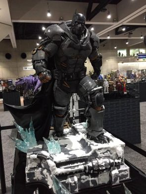 Arkham Origins Extreme Environment BatSuit