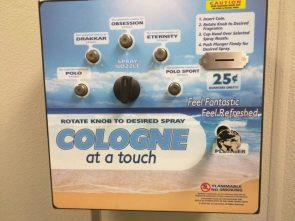 Cologne at a Touch
