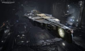 Dreadnought In Hanger