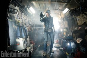 First Official Image from Steven Spielberg's 'Ready Player One'
