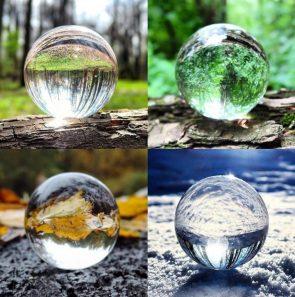 Four Seasonal Balls