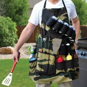 grill sergeant apron