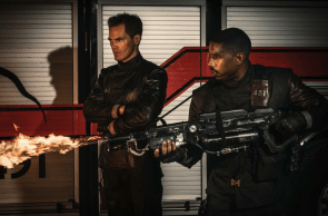 HBO's 'Fahrenheit 451' starring Michael B Jordan and Michael Shannon