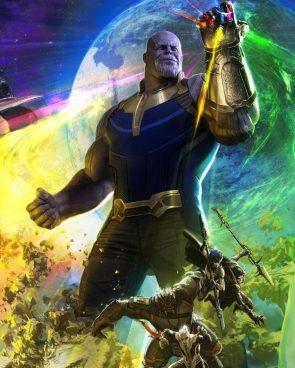 Infinity War Center
