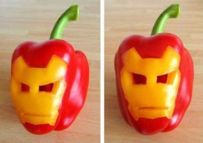 Iron Man Peppers