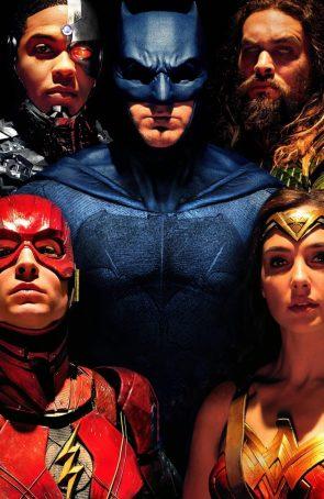 Justice League without superman