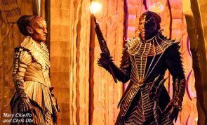Mary Chieffo as Klingon LRell