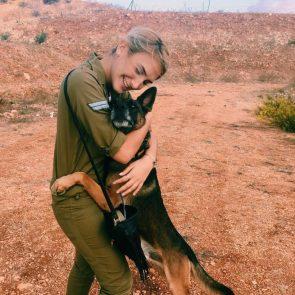 Military Dog Love