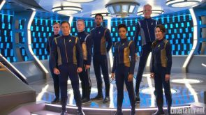 New Crew of Star Trek Discovery
