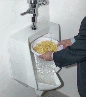 pasta washer