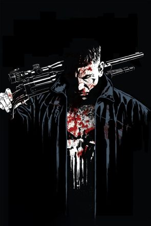 The Punisher TV Series Poster