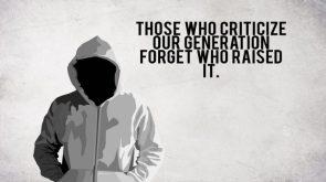 Those Who Criticize