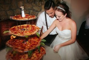 Wedding Pizza Pie