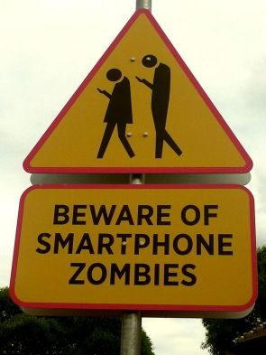 Beware of Smartphone Zombies
