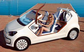 Convertable Car
