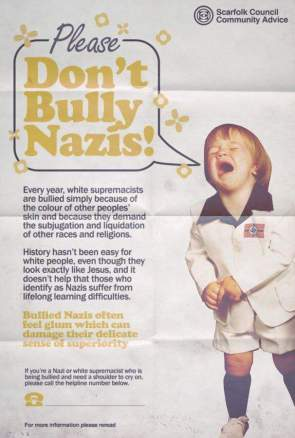 Don't Bully Nazis