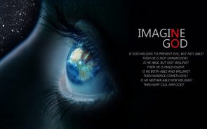 Imagine God