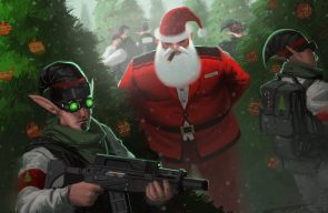 Military Claus