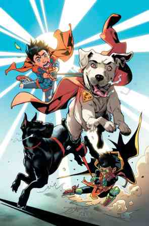 Supersons Annual Cover