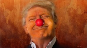 The Orange Clown