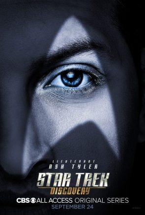 Star Trek Discovery Eye Posters