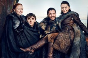 A Stark Family Reunion