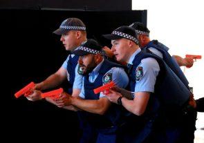 armed offender / emergency exercise