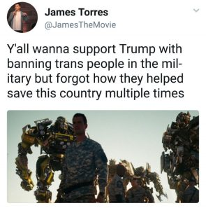 Banning Trans People