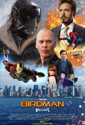 Birdman Begins