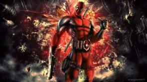 Deadpool Thumbsup