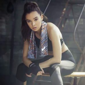 Hailee Steinfeld – Mission Activewear Line Campaign