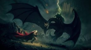 Eowyn vs the Witchking of Angmar