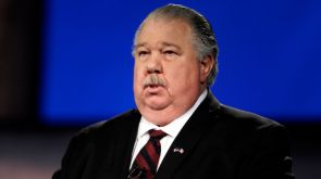 Sam Clovis President Donald Trump's nominee to be the Department of Agriculture's chief scientist