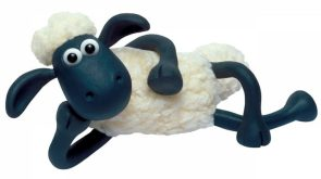 shaun the sheep being seductive