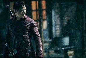 Sonny in the Rain