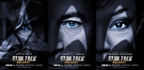 Star Trek Discovery Eyes