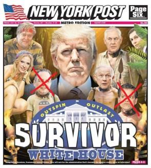 Survivor White House