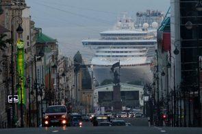 vladivostok port russia