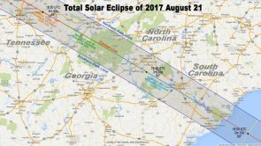 2017 Eclipse Location